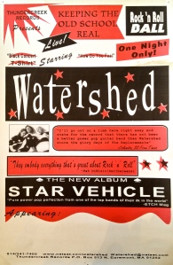 Flyer from the Star Vehicle era